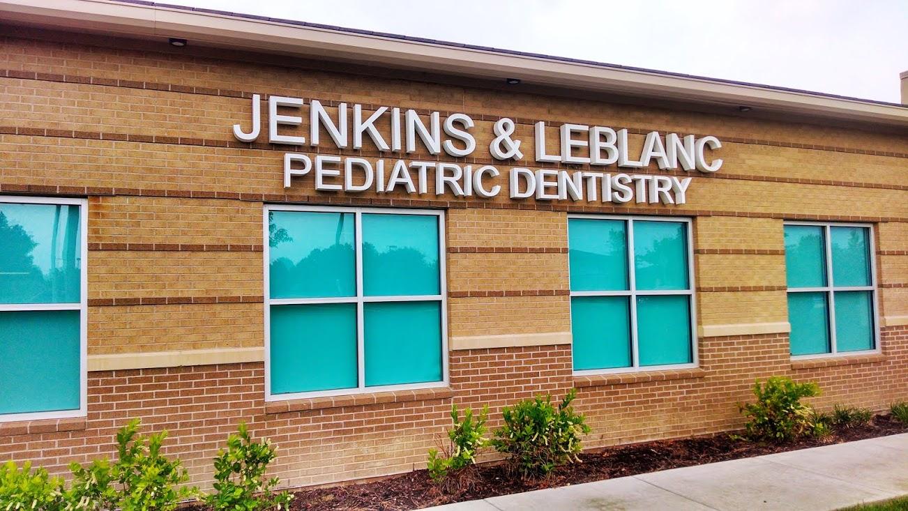 Jenkins Leblanc building letters