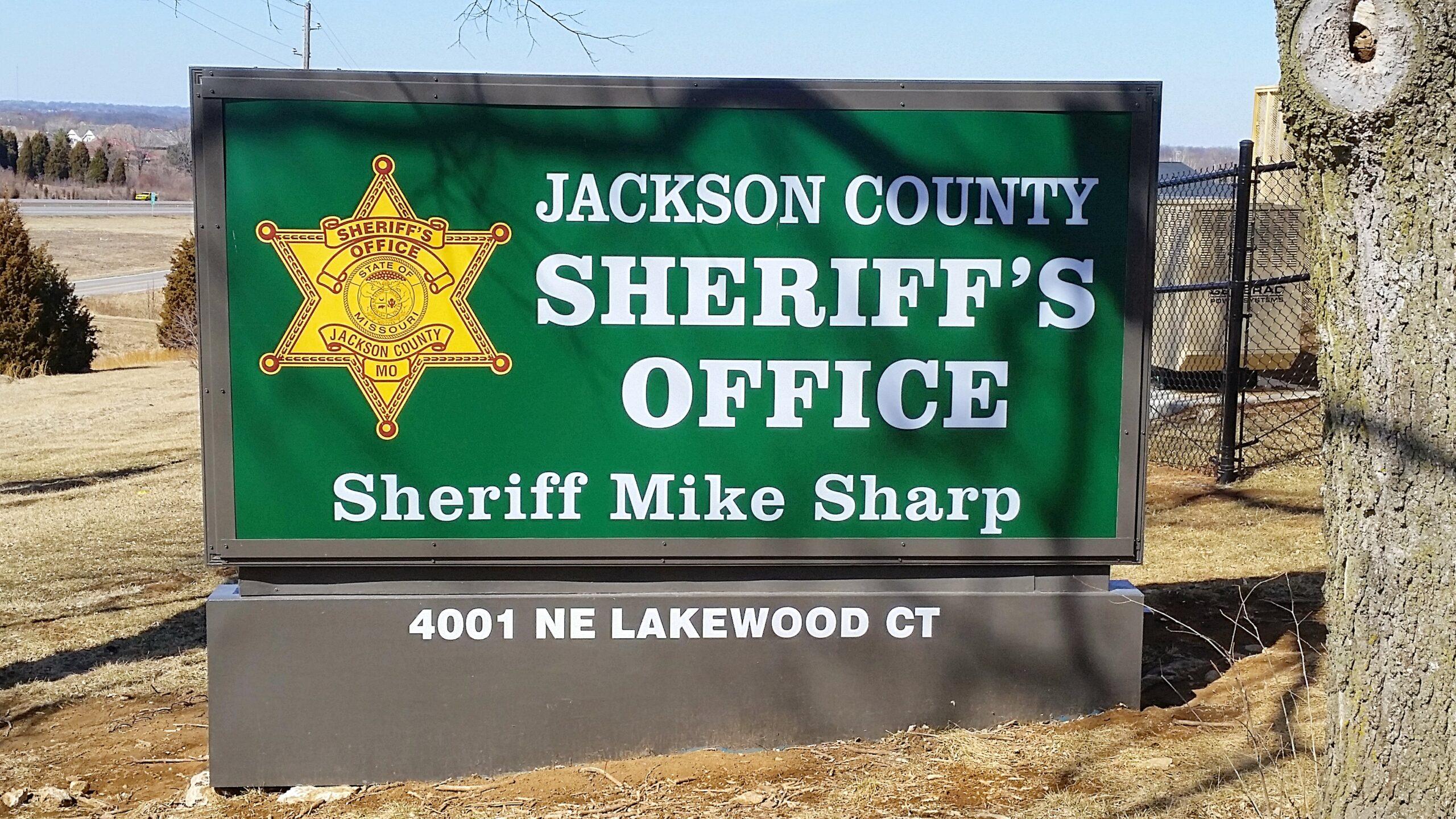 jackson county sherrif's office