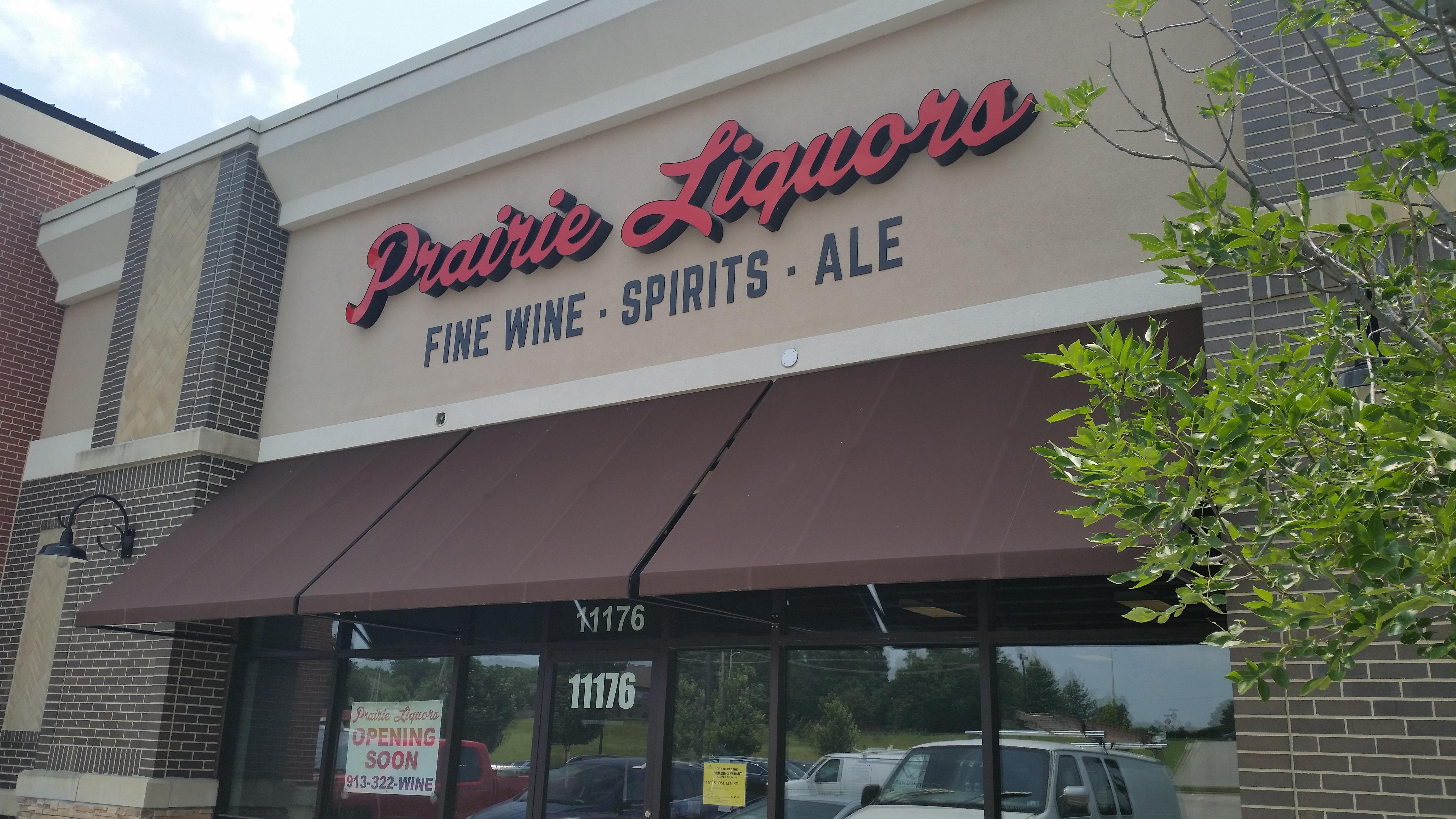 prairie liquors