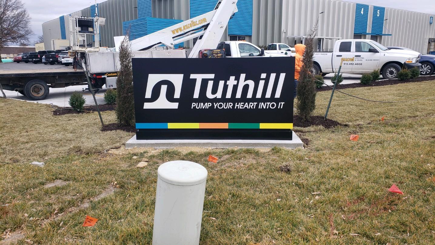 tuthill monument